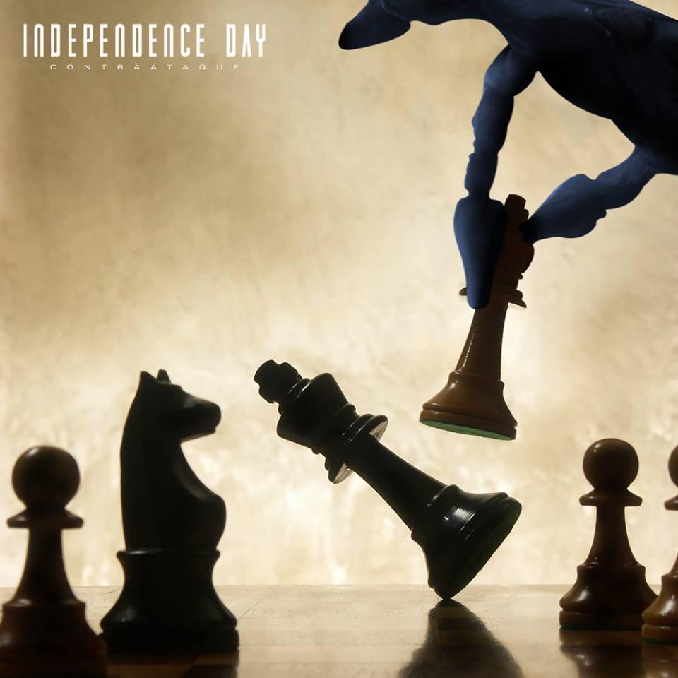 Foto de 'Independence Day: Contraataque', carteles (8/13)