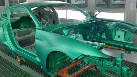 Ford Mustang Shelby Gt500 2020 Green Hornet 10