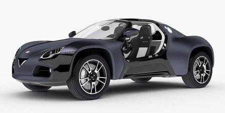 Buggy Venturi America, eléctrico exclusivo