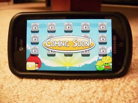 Angry Birds para Windows Phone 7, la versión mas cara y con menos niveles del mercado