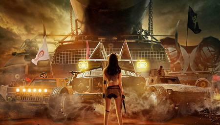 ¡En China hay una versión femenina de Mad Max! Se llama 'Mad Shelia' y es la cosa más extraña que hemos visto