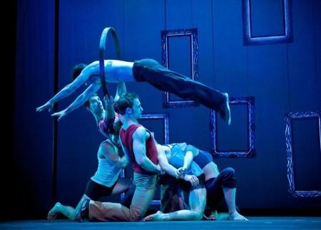 El Teatro Circo Price presenta lo último de Les 7 doigts de la main