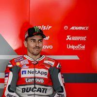 Jorge Lorenzo no correrá el GP de Malasia para evitar riesgos innecesarios