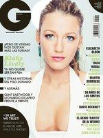 Blake Lively en la portada de GQ España