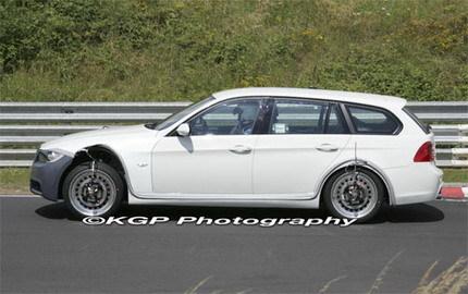 Fotos espía BMW Serie V