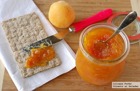Cómo hacer mermelada de albaricoque a la vainilla, una delicia para desayunos, postres y aperitivos