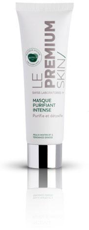Mascarilla purificante intensa Le Premium Skin, piel masculina mate y limpia. La probamos