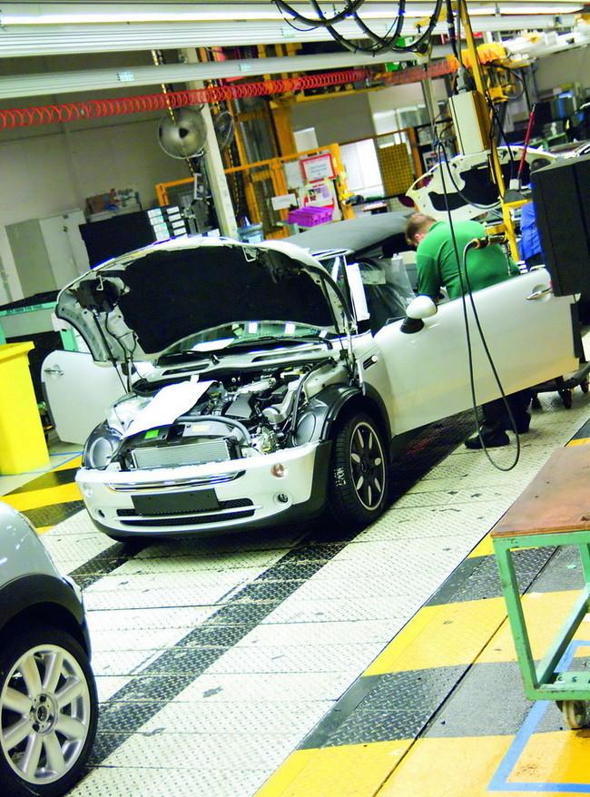 Foto de Finaliza la producción del Mini Cabrio (5/7)