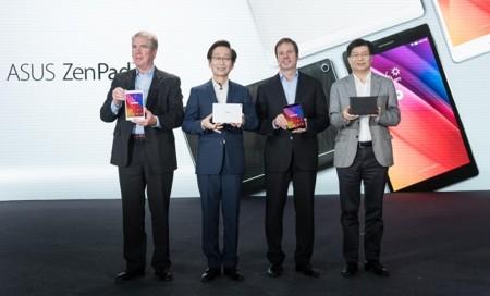 Asus Zenpad Tablets Computex2015