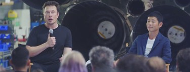 SpaceX llevará a la Luna al multimillonario japonés Yusaku Maezawa a bordo del BFR: así es el proyecto #dearMoon