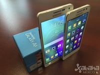 Samsung Galaxy A3 y A5, precio y disponibilidad en México
