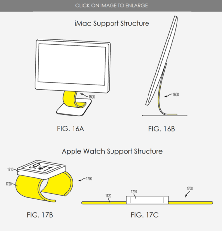 Patente Material Flexible Imac