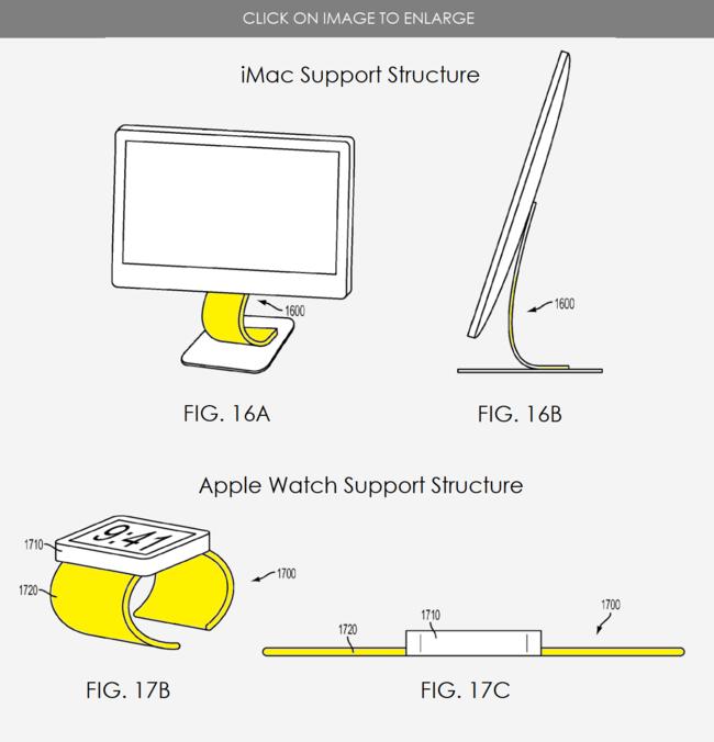 Patente Material Flexible Imac