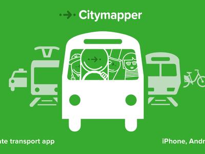 CityMapper se adelanta y añadirá rutas de Ciudad de México que aún no existen