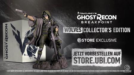 Se filtra Ghost Recon Breakpoint a tan solo unas horas de su anuncio oficial