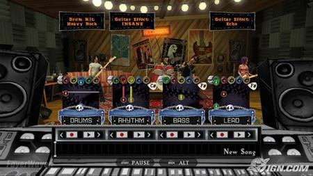 'Guitar Hero: World Tour' permitirá importar canciones MIDI e interpretarlas