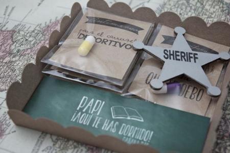Divertido kit para regalar a papá el Día del Padre