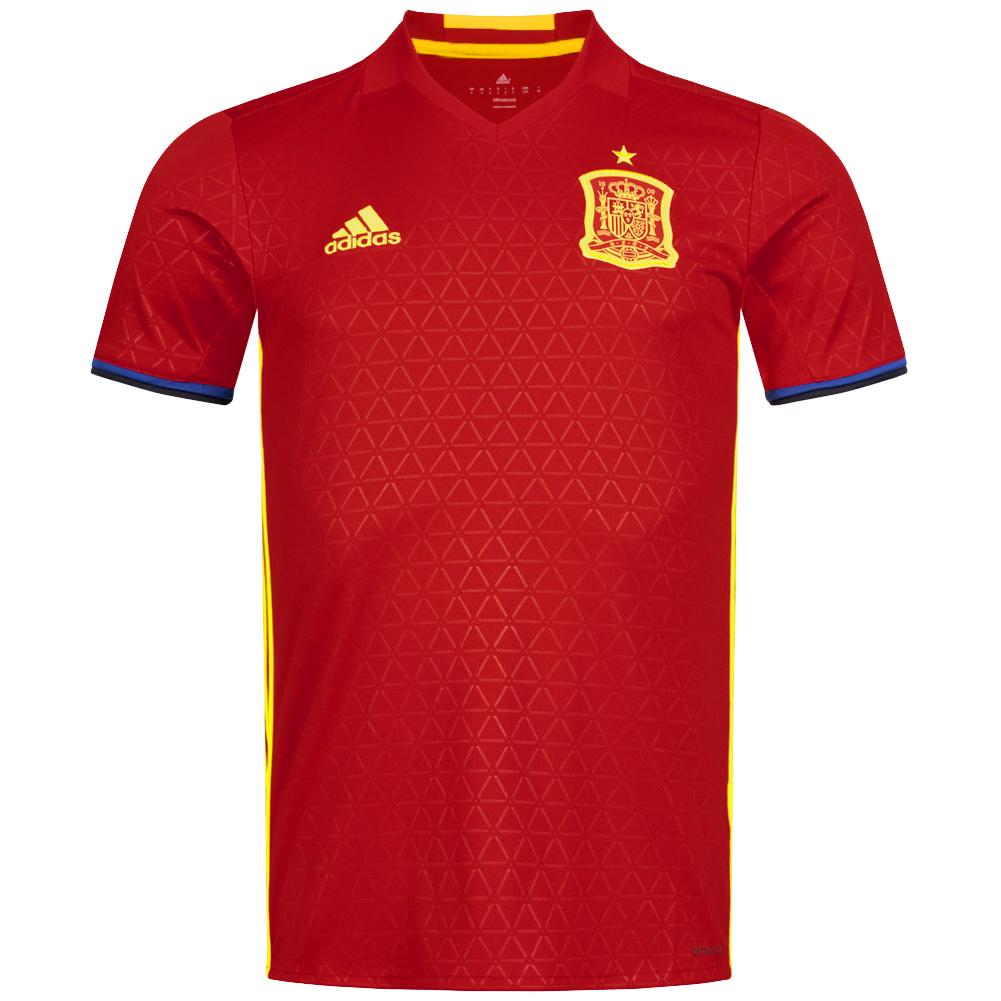 España adidas Hombre Camiseta de primera equipación AI4411