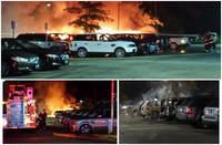 Dolorpasión™: Fuego en el concesionario Jaguar Land Rover