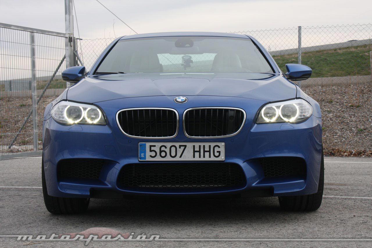 Foto de BMW M5 (Prueba) (46/136)