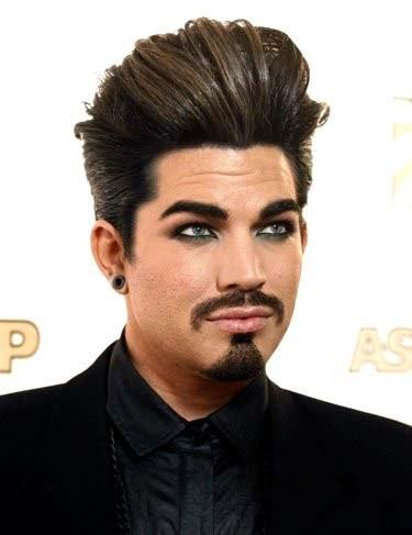 Adam Lambert y sus looks: cada día te pareces más a un muñeco de cera, querido