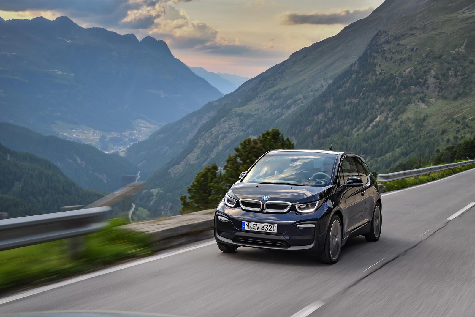 Foto de BMW i3 y i3s 2018 (17/139)