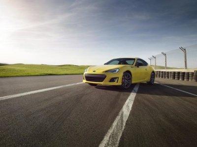 Subaru BRZ Yellow Special Edition: Un solo color, varias mejoras al manejo