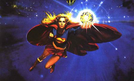 Cómic en cine: 'Supergirl', de Jeannot Szwarc