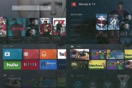 Contenidos en Android TV