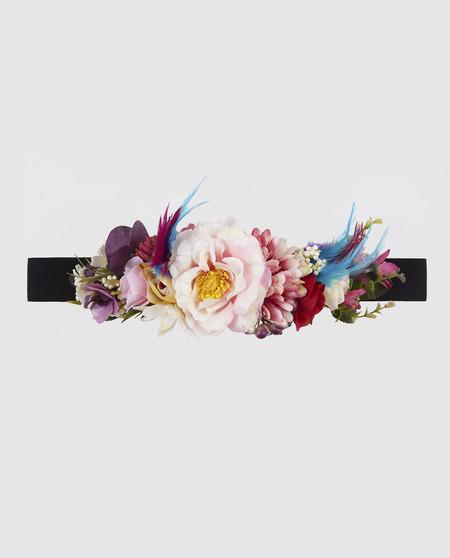 13 Propuestas De Cinturon De Flores Que Te Convertiran En La Invitada Perfecta En Caso De Que No Lo Fueras Ya