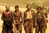 'Alatriste', desnudando el triste cine español