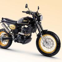 Bullit Hero 250: la scrambler para el carnet A2 llega a Europa con un motor monocilíndrico y por 4.199 euros