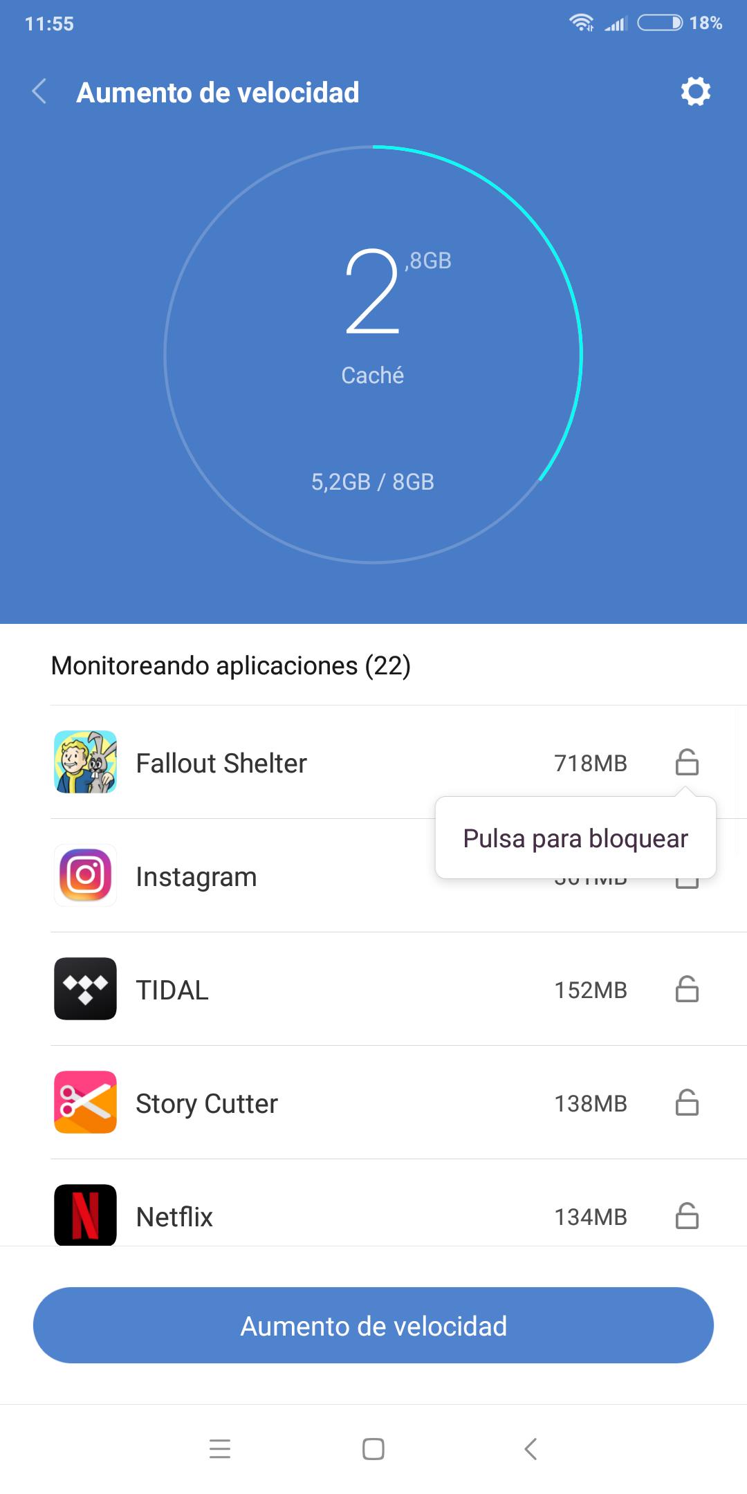 Foto de Xiaomi MI MIX 2S, capturas de pantalla de su software (17/20)