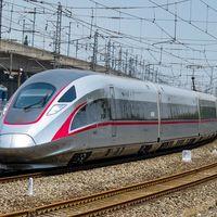 El primer tren bala autónomo del mundo entra en servicio en China: 350 km/h y con vistas a los Juegos Olímpicos de Invierno 2022