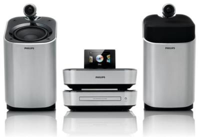 Philips SoundSphere, recuperando el espíritu de los sistemas HiFi