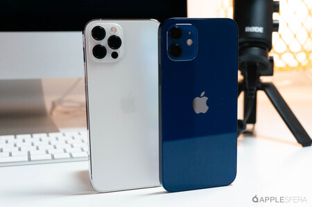 iPhone 12 y iPhone 12 Pro