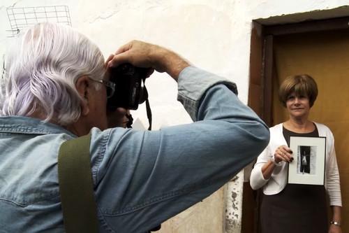 'Azul Siquier', el documental sobre sobre la vida y obra del fotógrafo Carlos Pérez Siquier