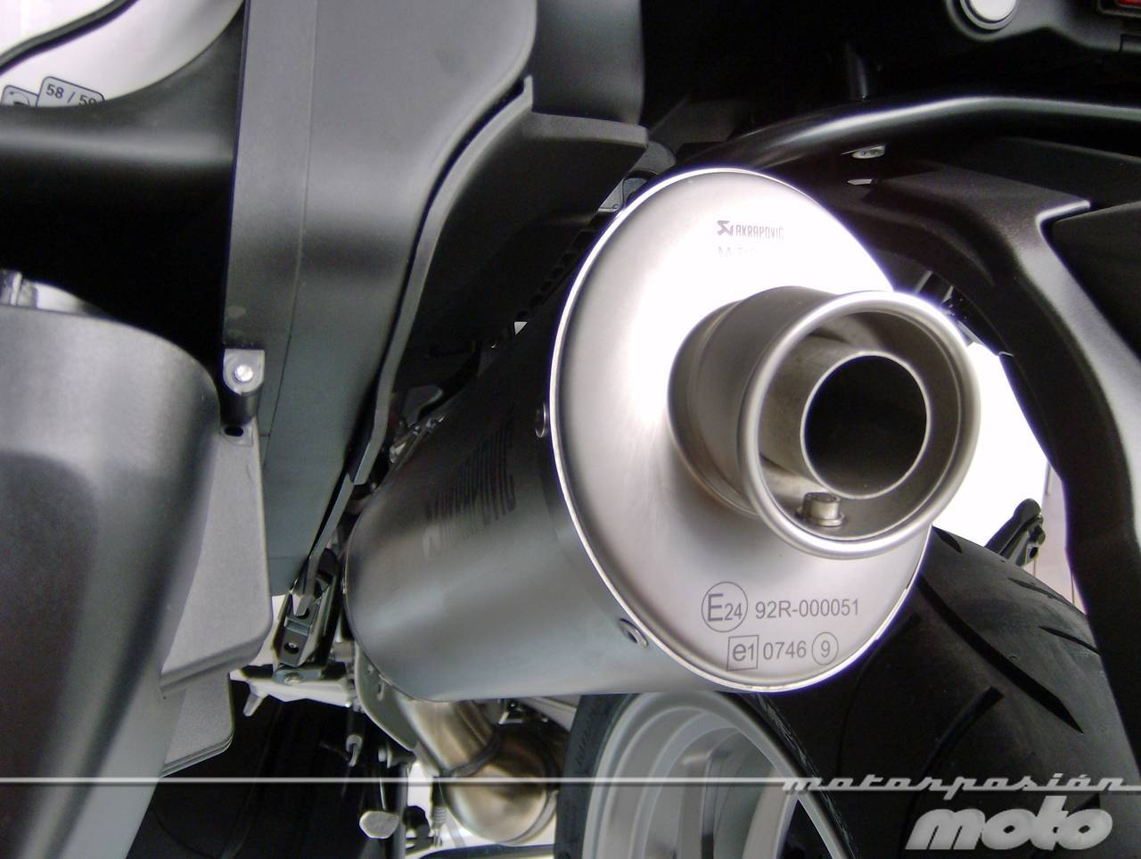 Foto de BMW F 800 GT, prueba (valoración, ficha técnica y galería) - Detalles (3/22)