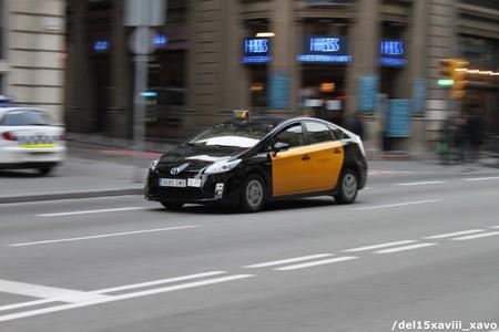 Taxi Hibrido Toyota