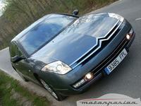 Citroën C6 2.7 V6 HDi, prueba (parte 1)