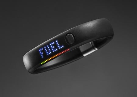 Nike+ Fuelband LEDs