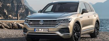 El Volkswagen Touareg TDI estrena un poderoso V8 y hace el 0 a 100 más rápido que Golf GTI