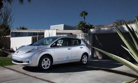 El Leaf sigue a la cabeza de ventas de coches eléctricos
