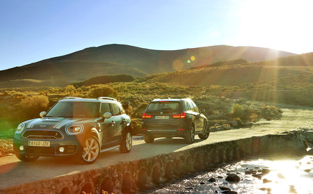 BMW MINI Híbridos