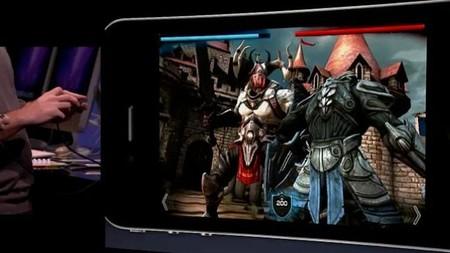 Project Sword en su presentación con iOS 4.1