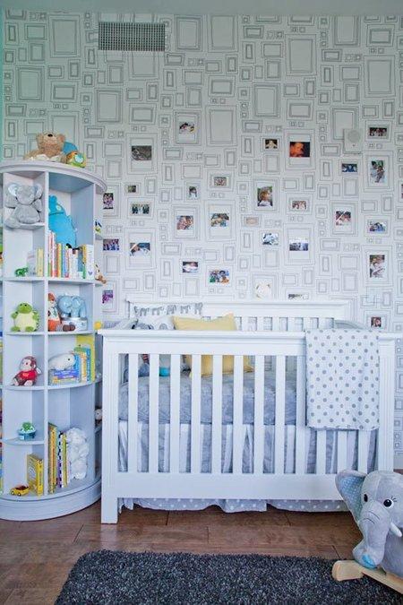 Todo un maravilloso mundo de aprendizaje en la decoración de su habitación