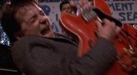 marty toca guitarra Regreso al futuro