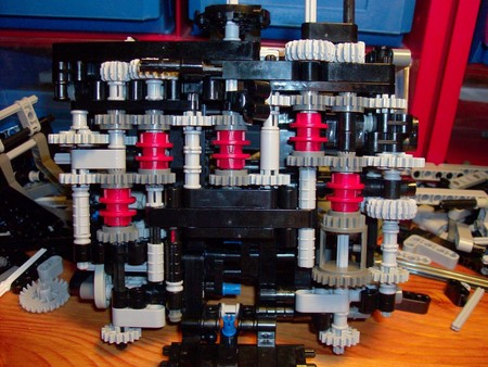Sheepo Lego 125
