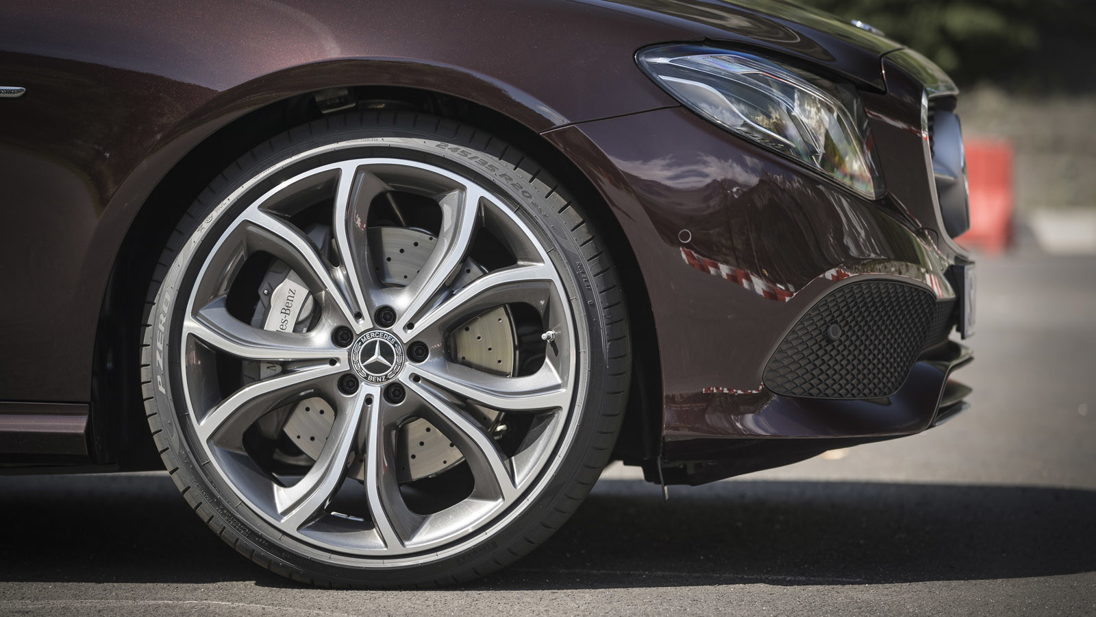 Foto de Mercedes-Benz Clase E Cabrio, toma de contacto (66/156)