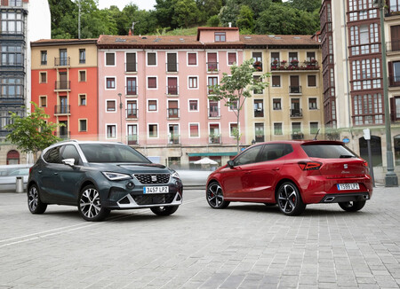Los SEAT Ibiza y Arona 2022, a detalle en 166 fotos: mira su renovación desde todos los ángulos